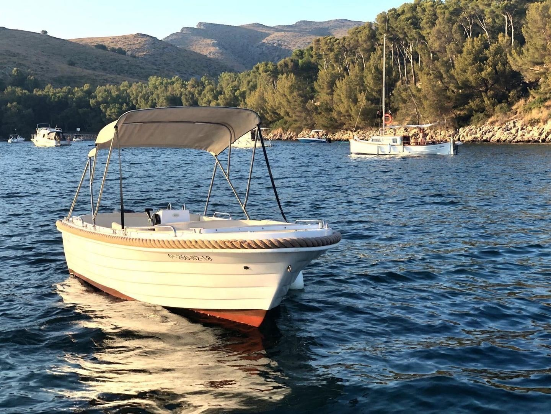 Bootsverleih ohne Führerschein auf Mallorca