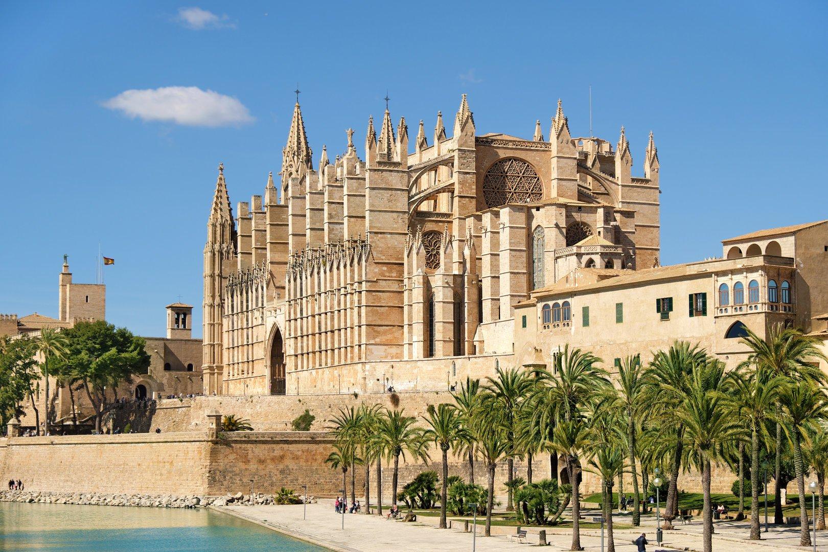 geführte ausflug Palma de Mallorca
