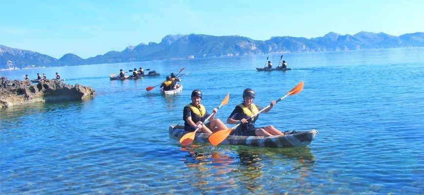 Aktivititäten auf Mallorca