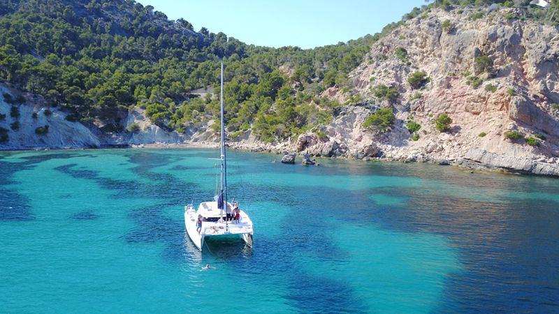Katamaran Tour auf Mallorca