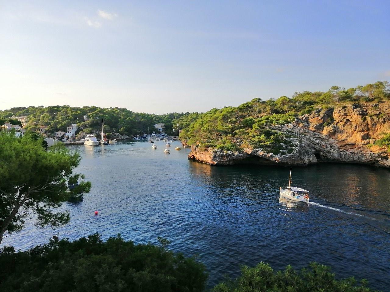Bootsfahrt nach Cala Figuera