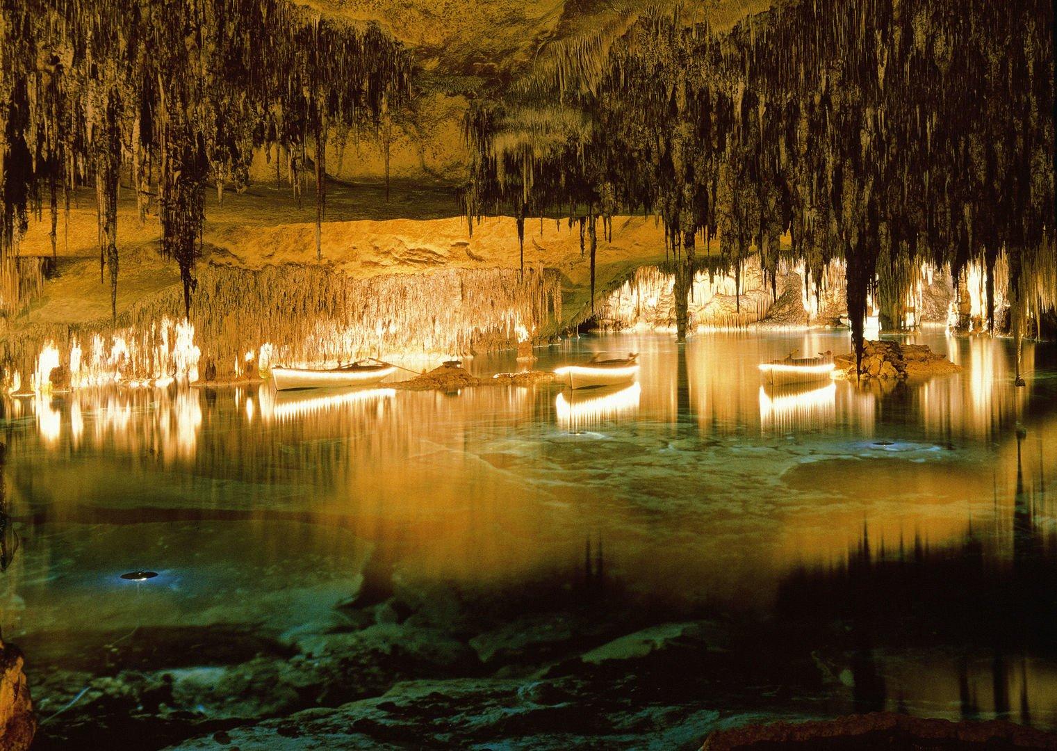 Lago Martel Drachenhöhlen