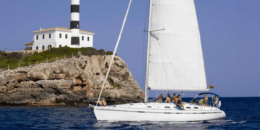 Segel Tour auf Mallorca