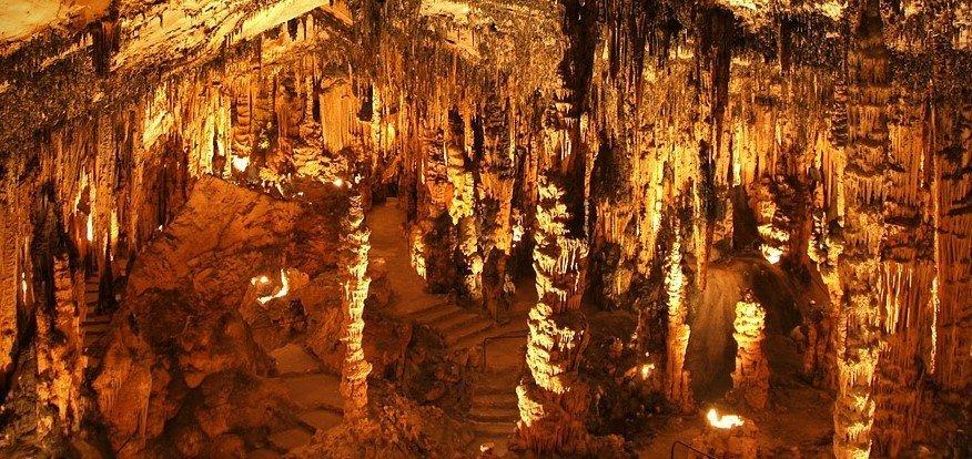 excursion a cuevas en mallorca