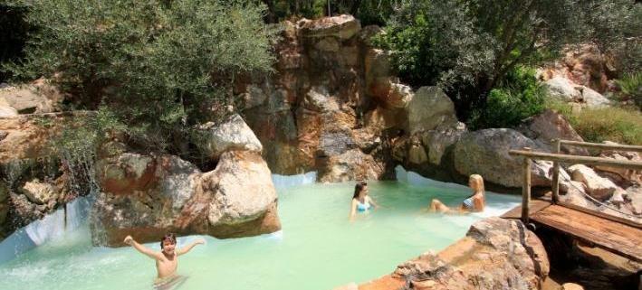 natural piscina