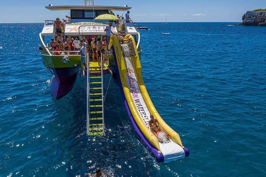 tickets excursiones en barco