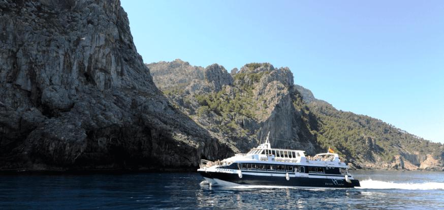 boat trip soller calobra