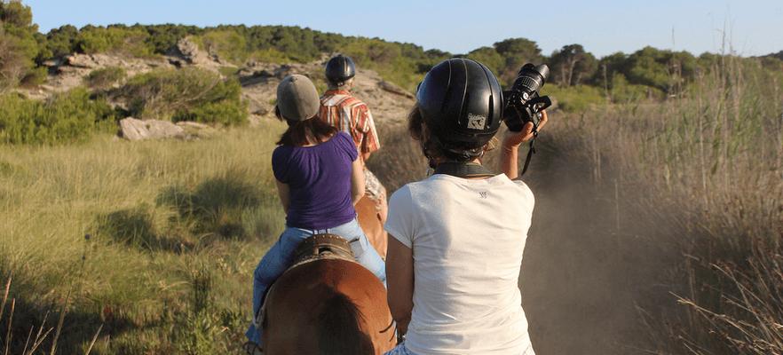 horse riding north mallorca