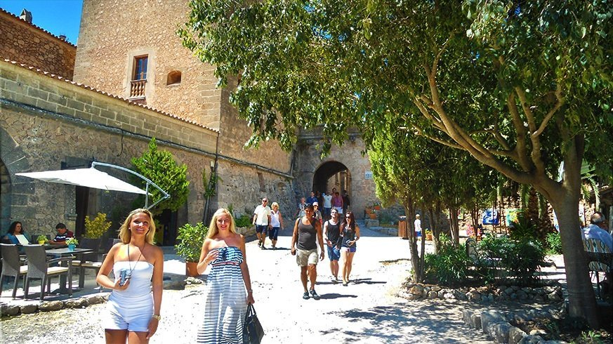 private tour Mallorca