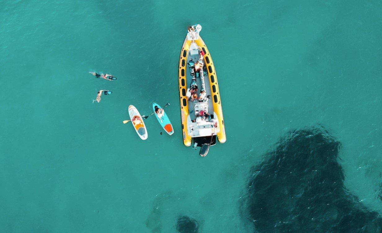 speedboat tour mallorca
