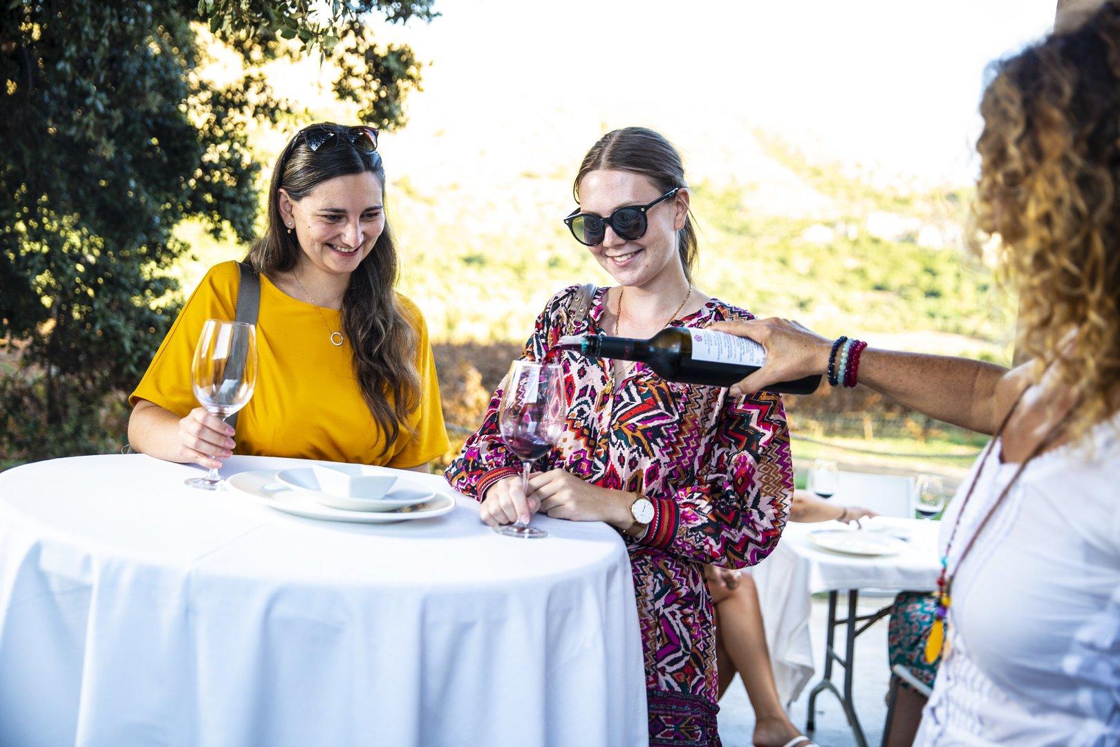 degustación de vino en Mallorca