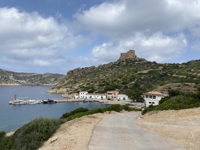 Excursions,tours and things to do in 'Excursions to Cabrera island in Mallorca'