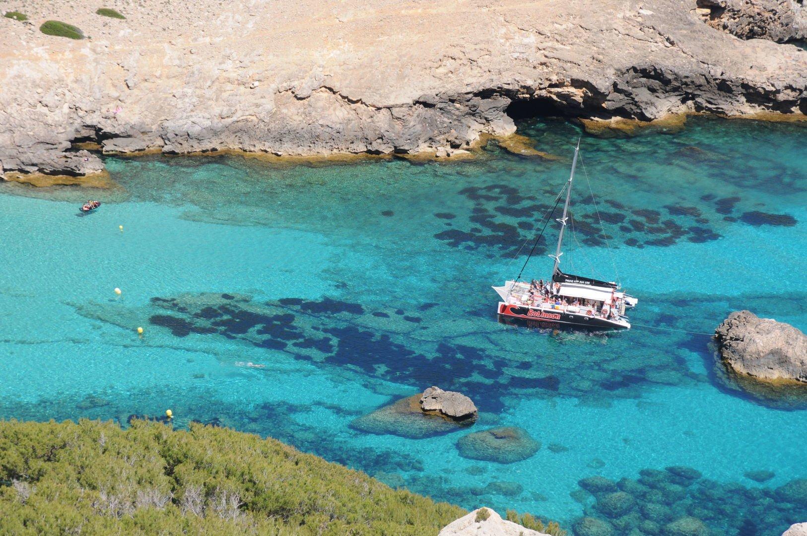 spiaggia di Formentor