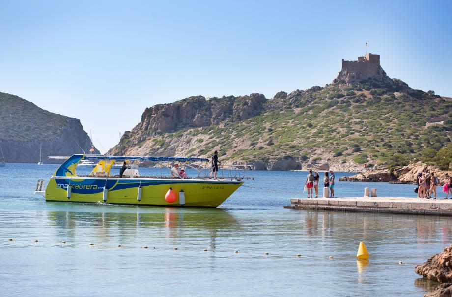barca per Cabrera