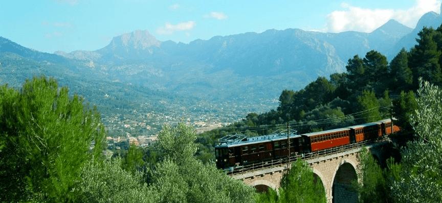 treno di Soller